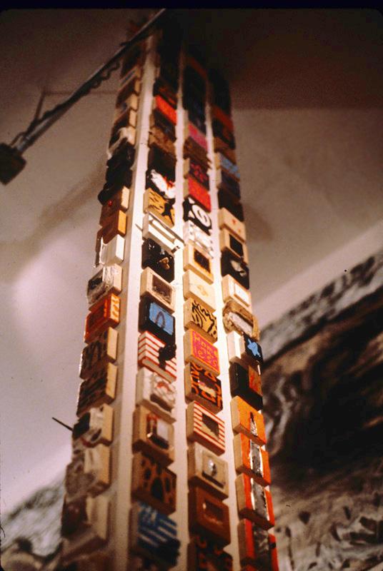 Installation View, Minor Injury Gallery