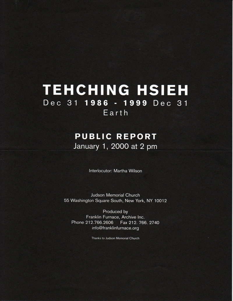 Public Report