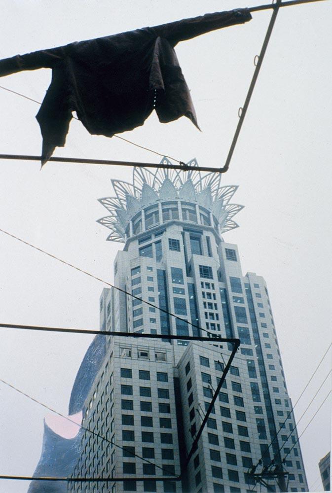 Architecture Project: Shangai #3