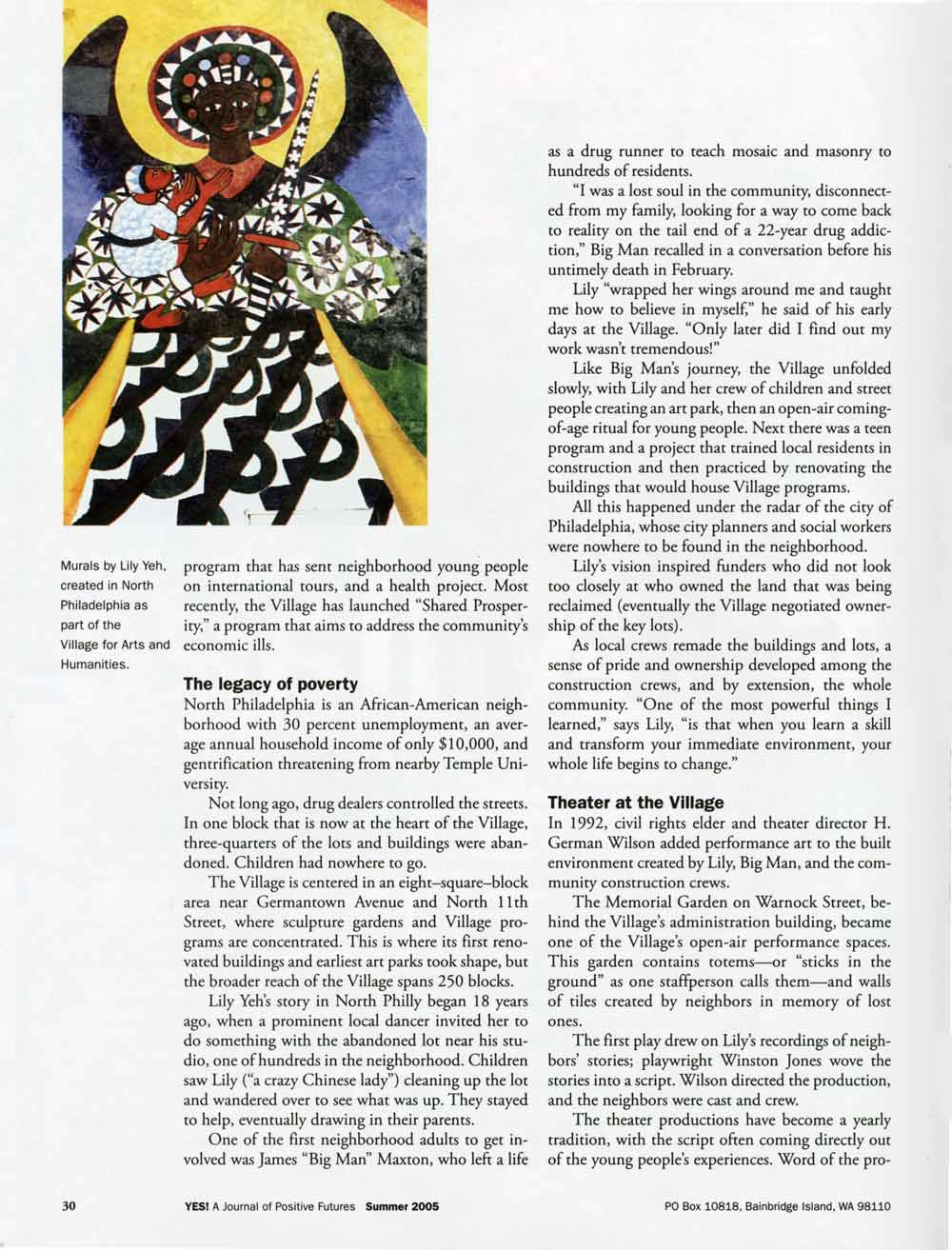 Lily Yeh article, pg 3