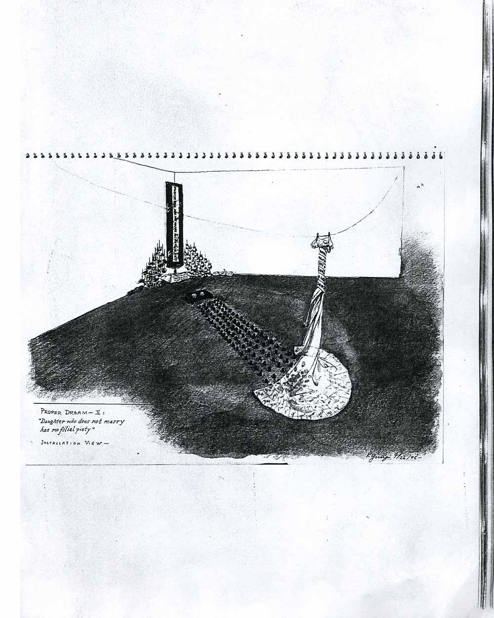 Proper Dream -II, production plan