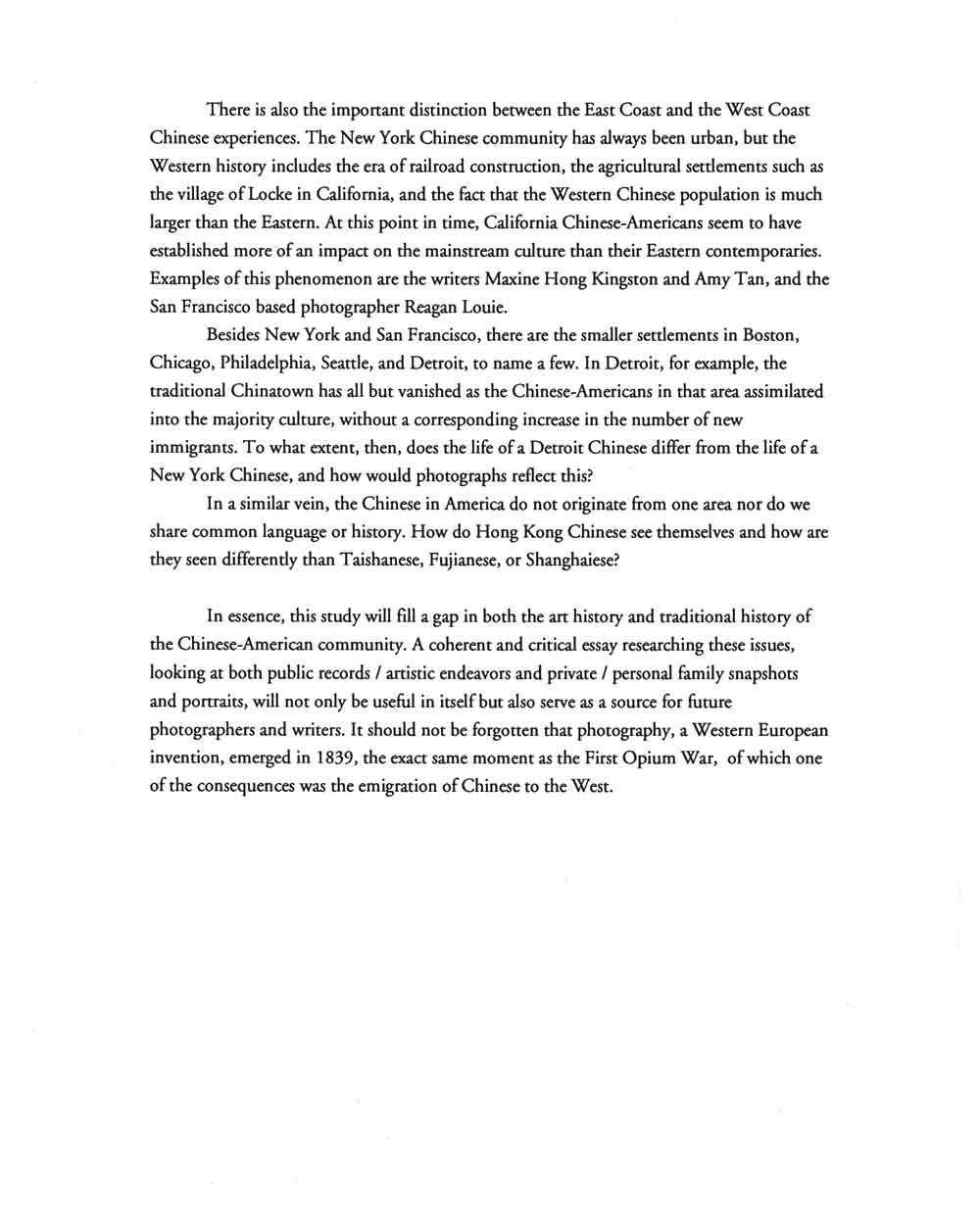 Alan Chin's Artist Proposal, pg 2