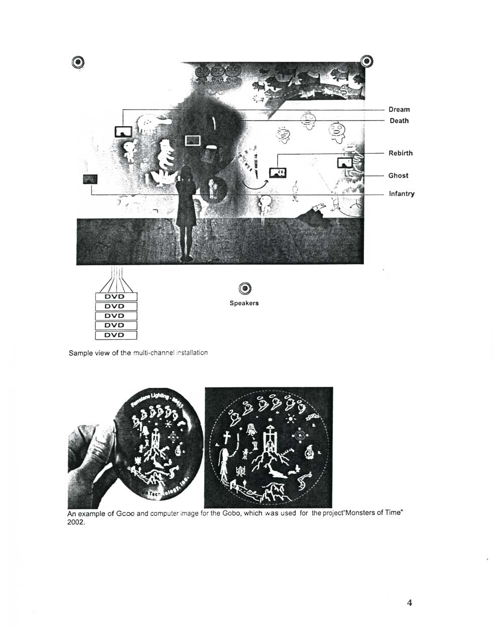 Eunjung Hwang's Artist Proposal, pg 2