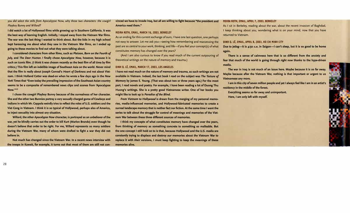 Memory and History, pg 8