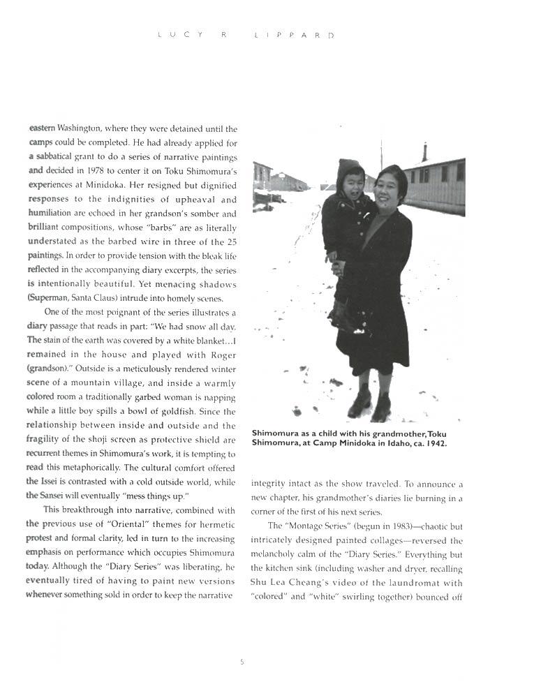 Delayed Reactions, brochure, pg 5