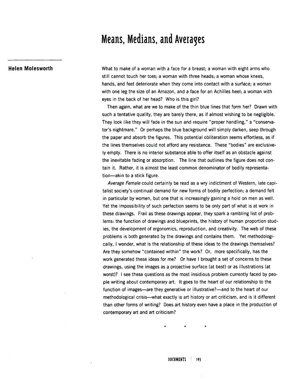 Means, Medians, and Averages, article, pg 1