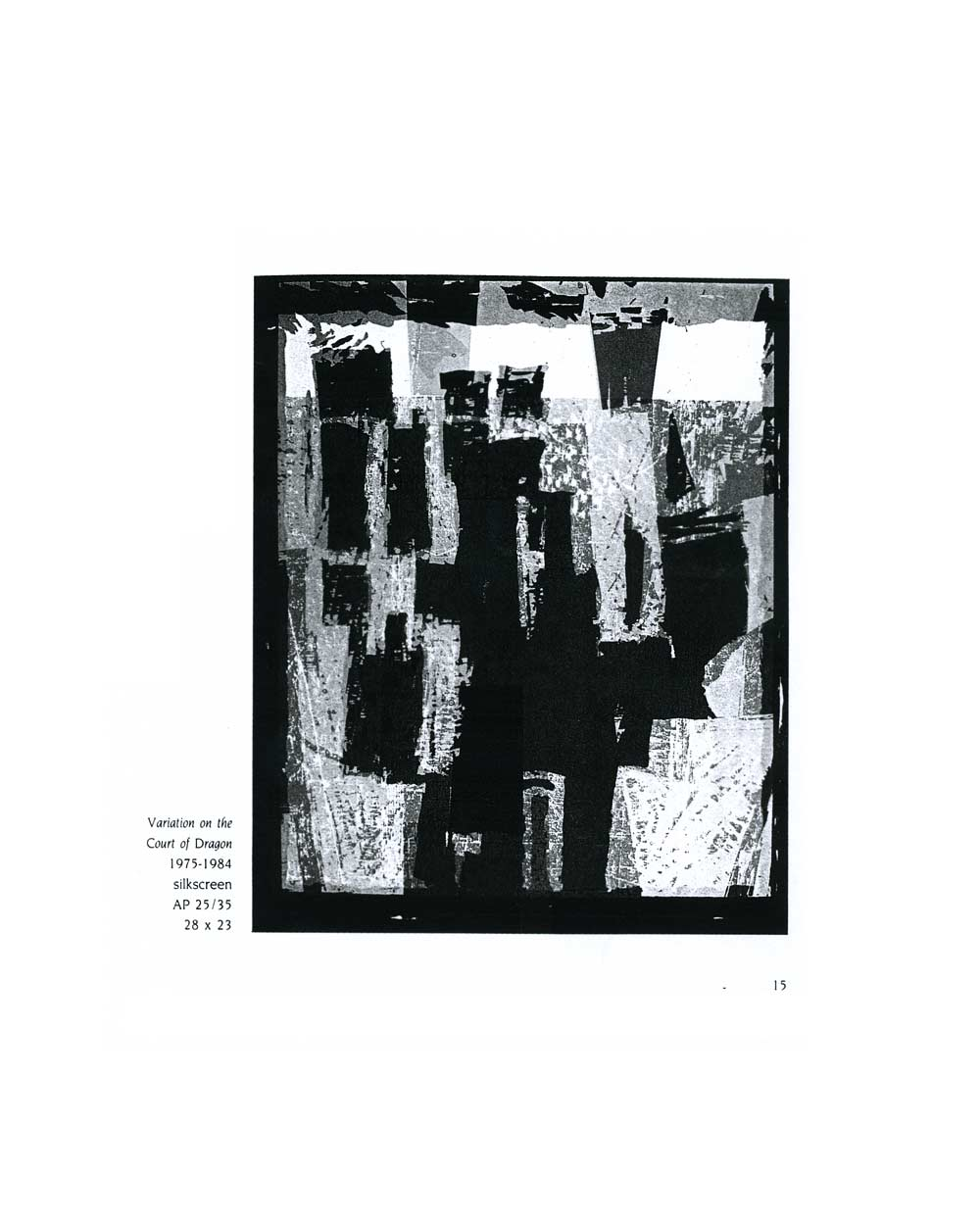 Seong Moy: Color Prints by Tony Vevers, pg 11