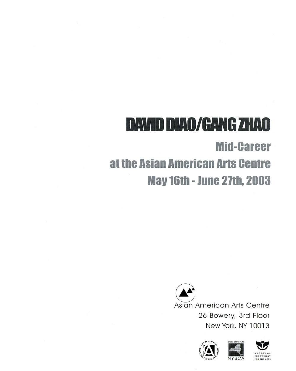 diao david selected document a digital  david diao gang zhao title page