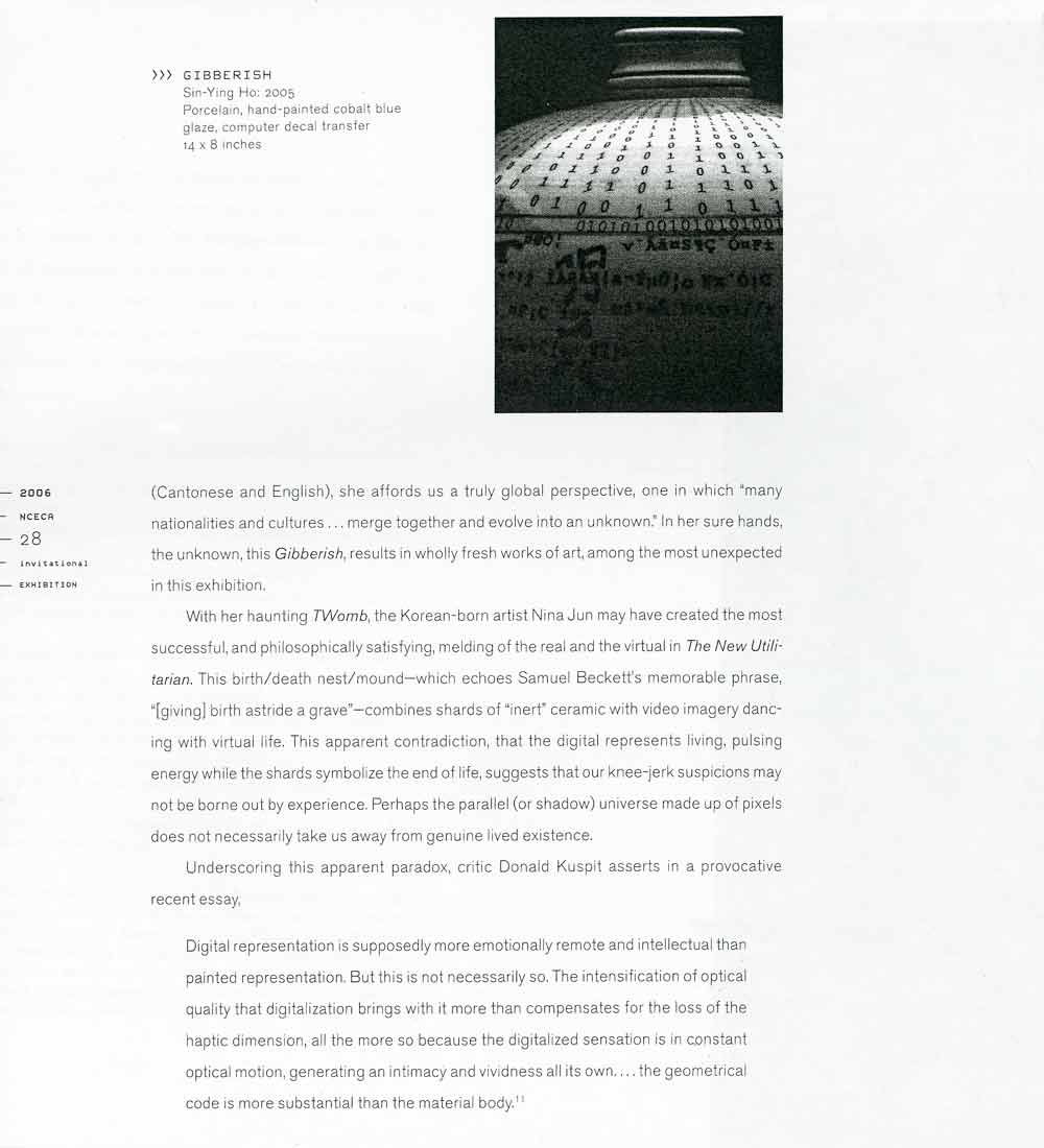 essay on catalog Depth of field - an essay by nicholas frank  and drawings department, los  angeles county museum of art for mary l nohl fellowship exhibition catalog.