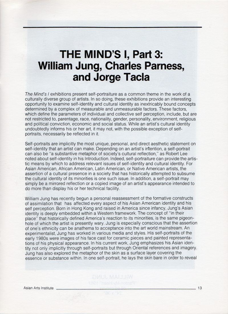 The Mind's I, Part 3