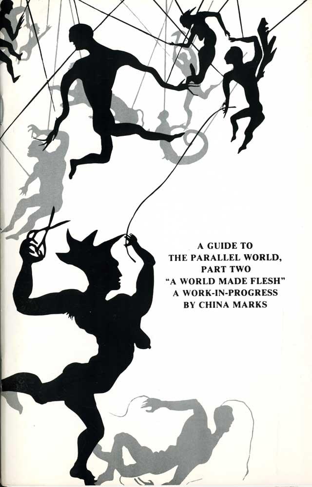 World Made Flesh, pg 1