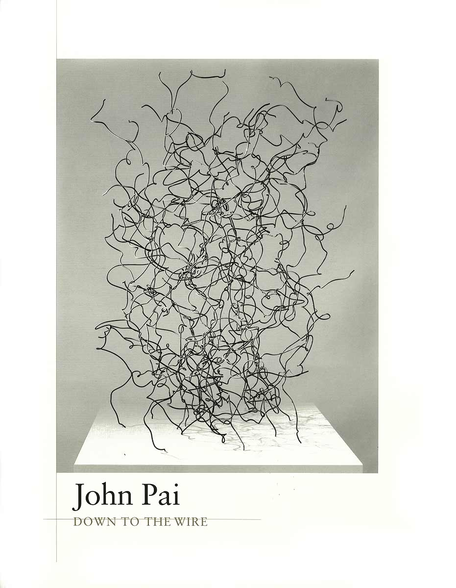 John Pai: Down To The Wire, cover page