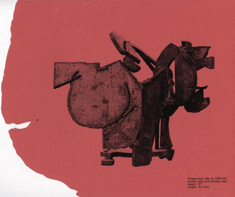 """Exhibition Catalog for """"Joseph Goto"""", Zabriskie Gallery, New York City, 1973"""