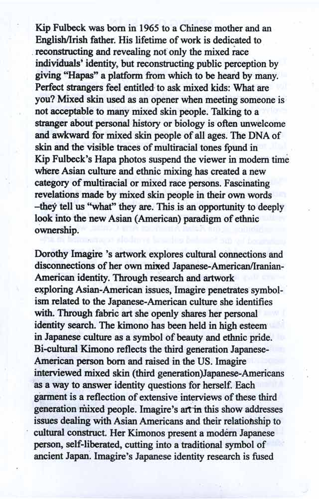 Mixed Skin Brochure, pg 3