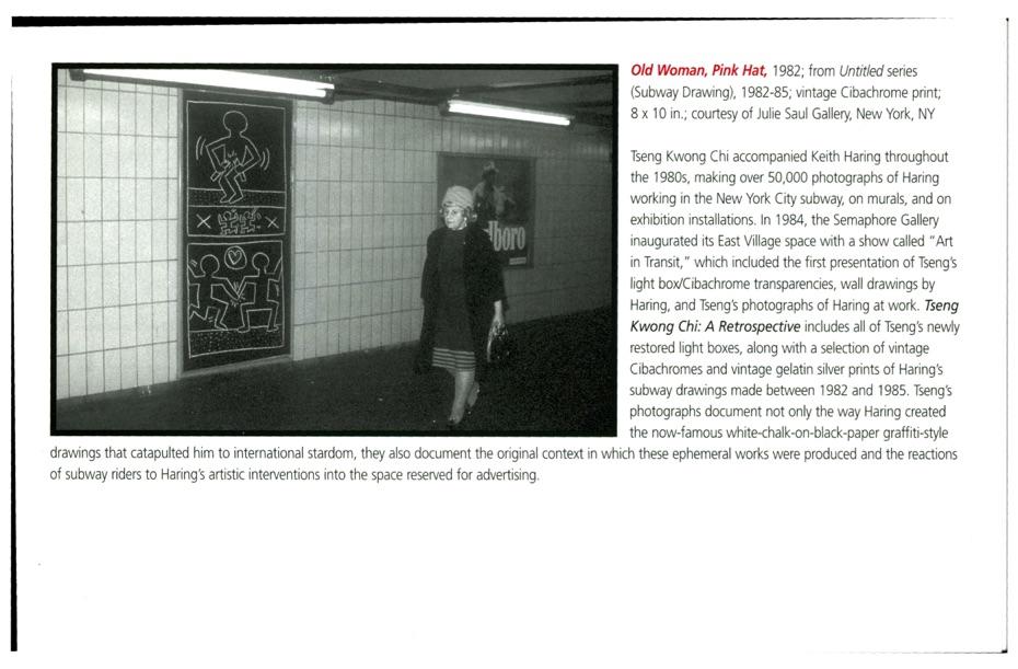 Tseng Kwong Chi: A Retrospective