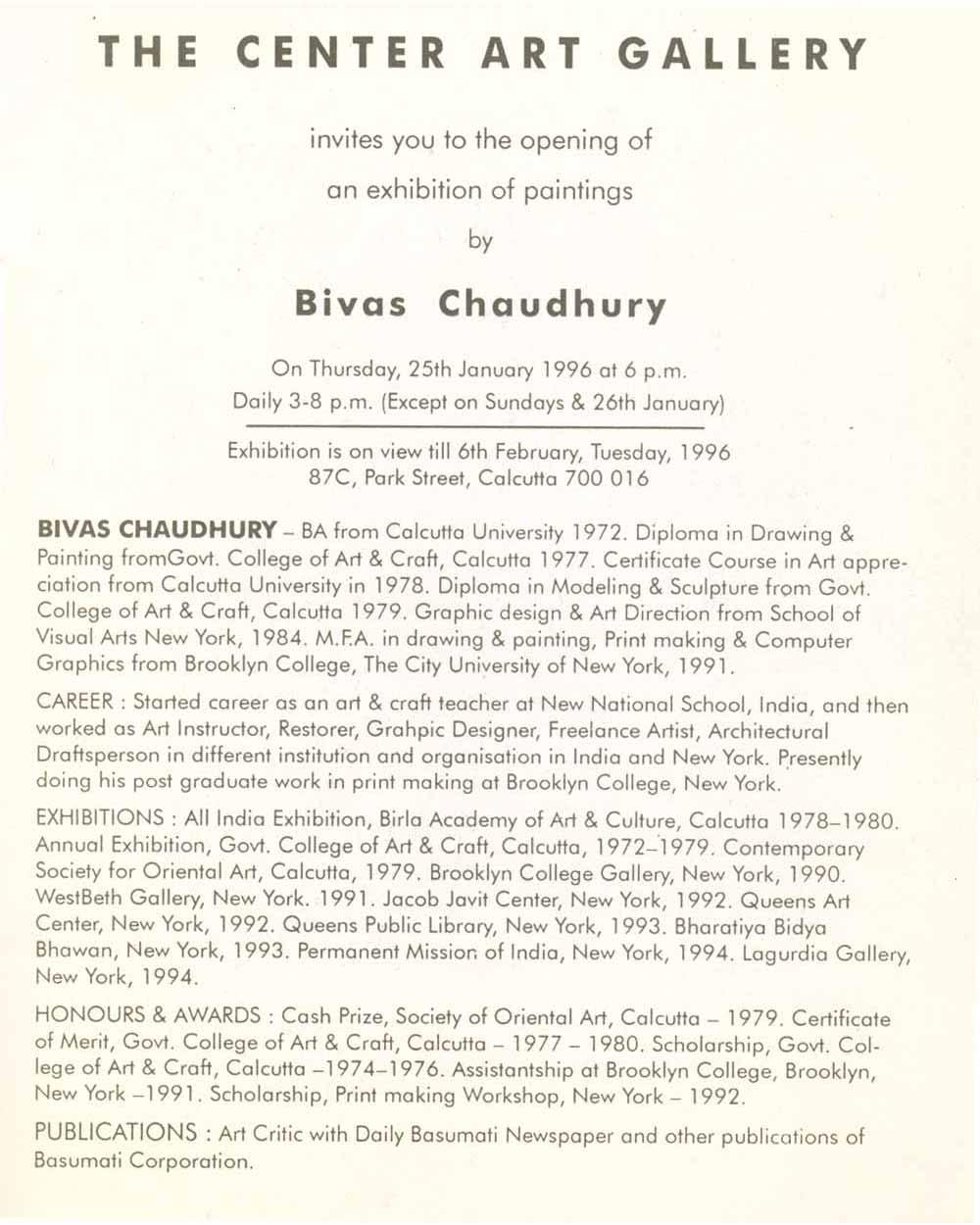 Bivas Chauduri, pg 2