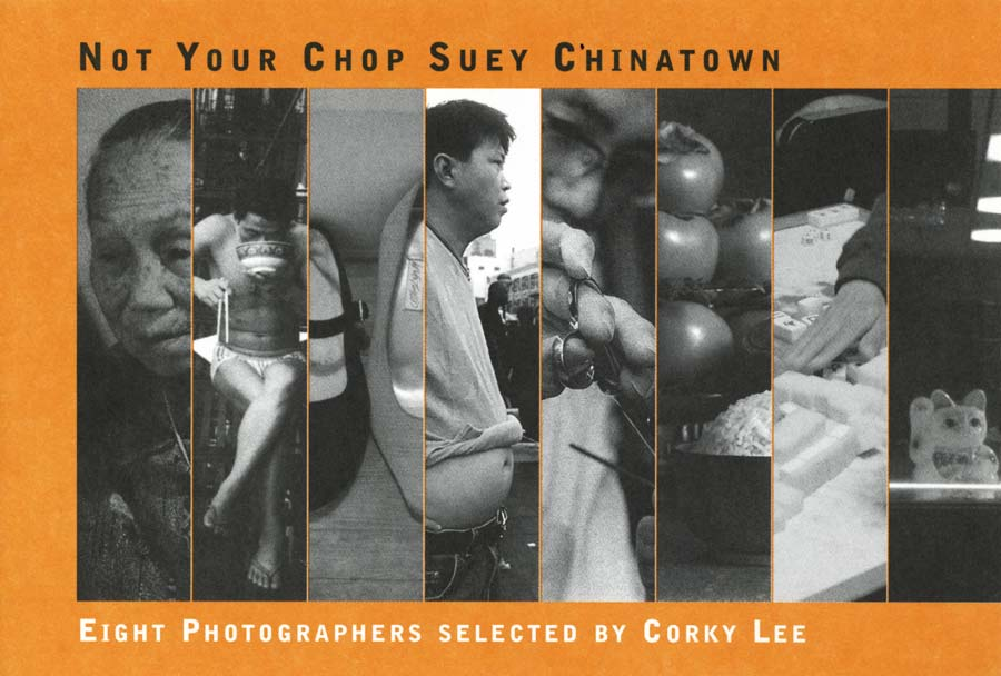 Not Your Chop Suey Chinatown, flye, pg 1