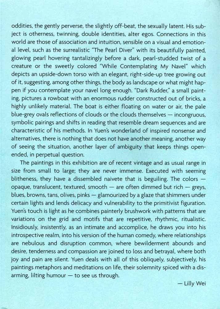 Point Arabesque flyer, pg 3