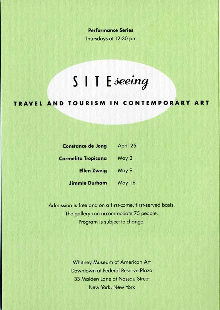 SITEseeing, pg 1