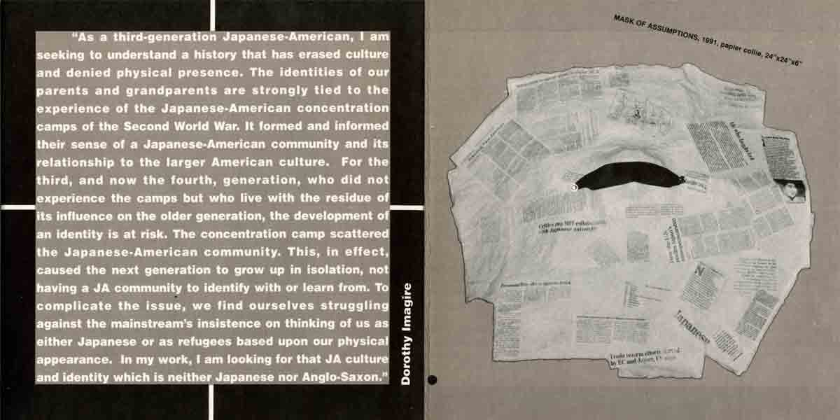 Victory of Violence flyer, pg 3