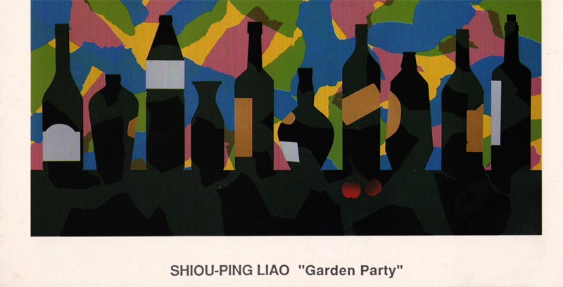 "Shiou-Ping Liao ""Garden Party"""