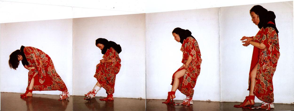 Gatto in Kimono, flyer, pg 1