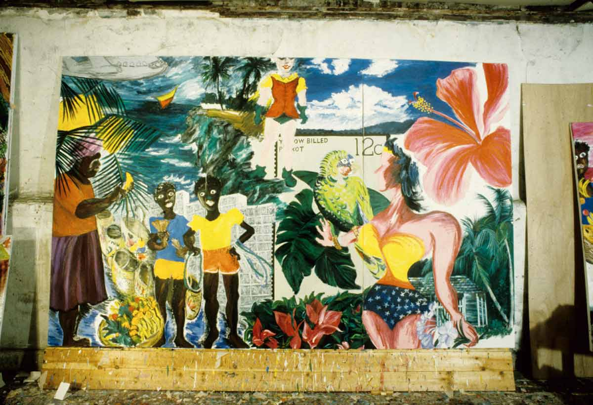 Jamaican Diary