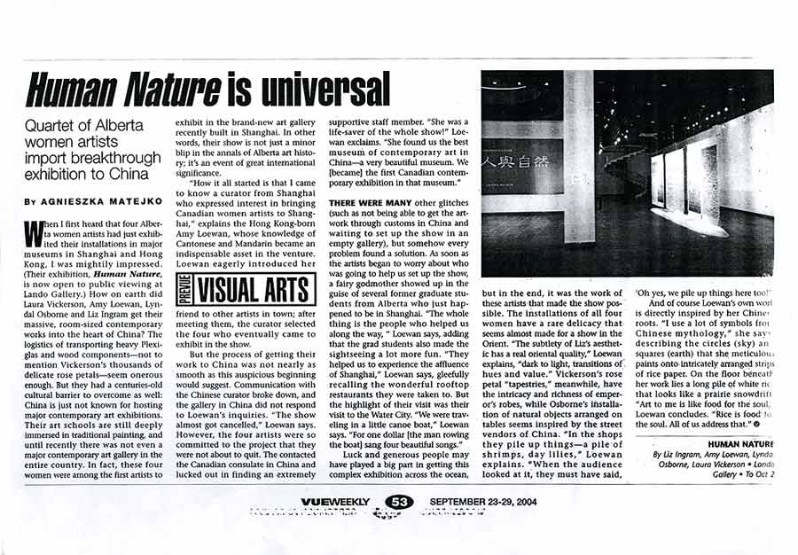 Human Nature is Universal, article
